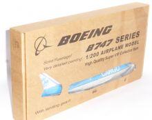 Boeing 747-400 KLM Cargo Risesoon / Skymarks Collectors Model Scale 1:200 E
